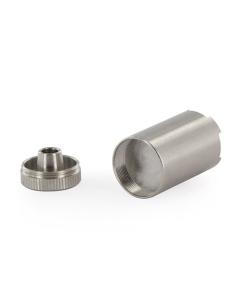 A Koncentrátum kapszulát akkor kell használni, ha koncenktrátumokat, pl. viaszokat és olajokat szeretne párologtatni Flowermate vaporizerével