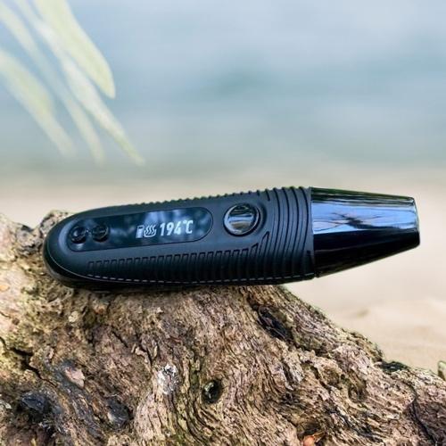 A Boundless CFC 2.0 vaporizer kicsi és egyszerűen magával viheti, amikor elhagyja otthonát
