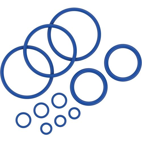 A Tömítő gyűrű szett 11 tömítő gyűrűt tartalmaz változó méretekben a Crafty vaporizerhez