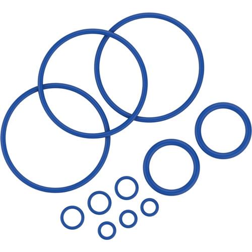 A Tömítő gyűrű készlet 11 tömítő gyűrűvel különböző méretekben a Mighty vaporizerhez