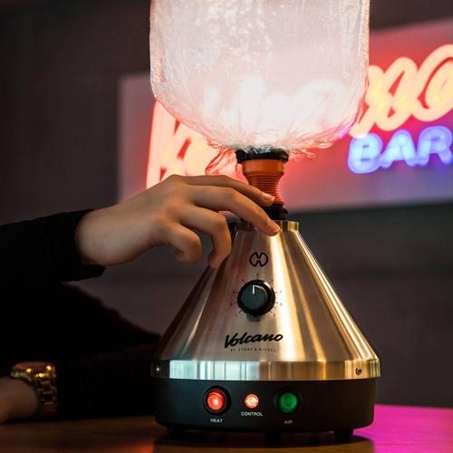 A Volcano Classic több mint két évtizede az egyik legjobb asztali vaporizer